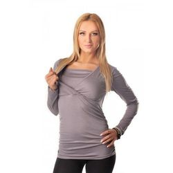 Tunika ciążowa KRAYA GREY