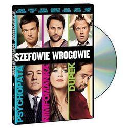 Szefowie wrogowie (DVD) - Seth Gordon DARMOWA DOSTAWA KIOSK RUCHU