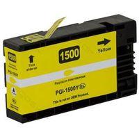 Tusze do drukarek, zastępczy atrament Canon [PGI-1500XLY] yellow