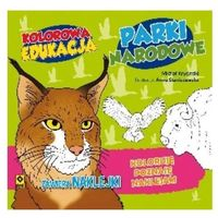 Książki dla dzieci, Kolorowa edukacja - Parki narodowe Polski