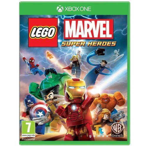 Gry na Xbox One, LEGO Marvel Super Heroes (Xbox One)