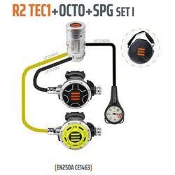 Tecline R2 TEC1 zestaw I z oktopusem i manometrem - EN250A