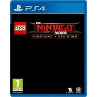 Gry na PlayStation 4, LEGO Ninjago Movie (PS4)