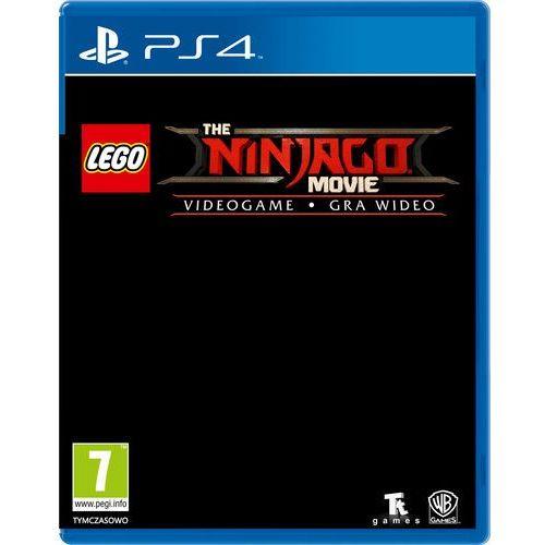 Gry PS4, LEGO Ninjago Movie (PS4)