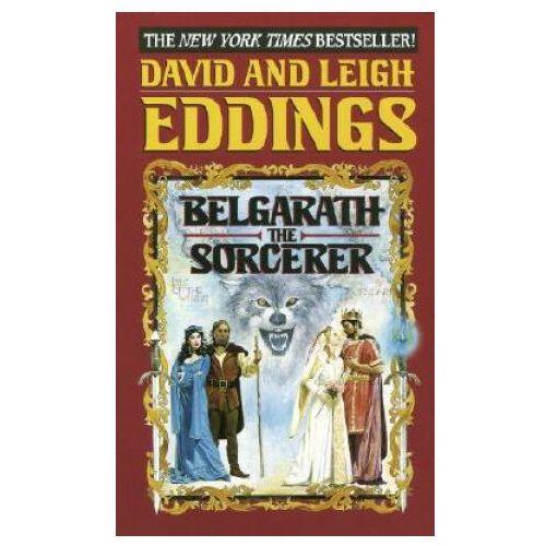 Książki do nauki języka, Belgarath Sorcerer (opr. miękka)