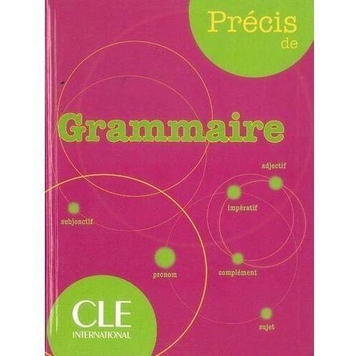Książki do nauki języka, Precis de grammaire (opr. miękka)