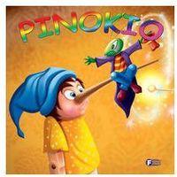 Książki dla dzieci, PINOKIO (opr. kartonowa)