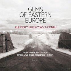 Klejnoty Europy Wschodniej (CD) - Piotr Tarcholik