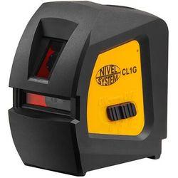 Laser krzyżowy Nivel System CL1G (wiązka zielona)