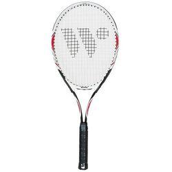 """Rakieta do tenisa ziemnego WISH 2510 czarno - czerwona L3 27"""""""