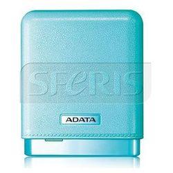 ADATA PV150 Power Bank 10000mAh - Niebieski - APV150-10000M-5