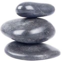Kamienie wulkaniczne do masażu inSPORTline River Stone 6-8 cm – 3 szt.
