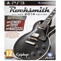 Gry na PS3, Rocksmith 2014 (PS3)