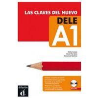 Książki do nauki języka, Las claves del nuevo DELE A1. Podręcznik - wyślemy dzisiaj, tylko u nas taki wybór !!! (opr. miękka)
