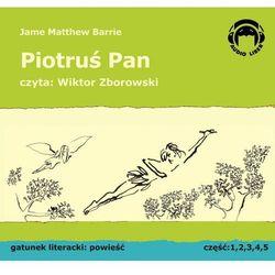 Piotruś Pan (audiobook CD)