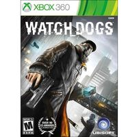 Gry Xbox 360, Watch Dogs (Xbox 360)