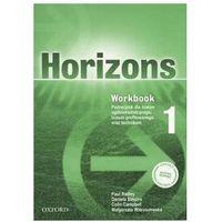 Humanistyka, Horizons 1. Workbook (opr. miękka)