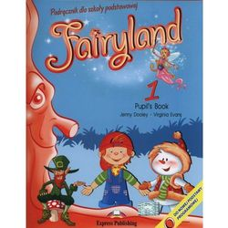 Fairyland 1 Pupil's Book + e-book (opr. miękka)