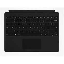 Microsoft etui ochronne na tablet Surface Pro X Keyboard (Black), ENG QJW-00007