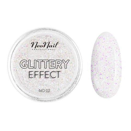 Pozostała pielęgnacja, Pyłek Glittery Effect No. 02