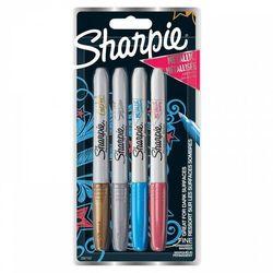Markery Sharpie metaliczne permanentne F kpl. 4 szt. (SHP-2067107)