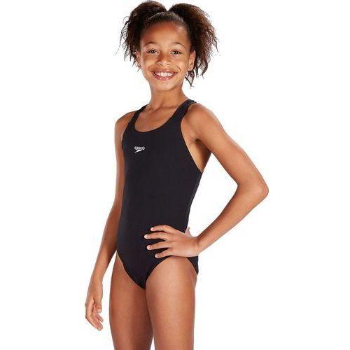 Stroje kąpielowe dziecięce, speedo Essential Endurance+ Medalist Strój kąpielowy Dzieci czarny 152 Stroje kąpielowe