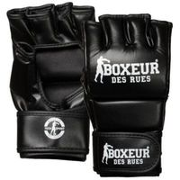 Rękawice do walki, Rękawice do MMA BOXEUR BXT-5137 (rozmiar L) Czarny