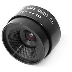 Obiektyw 4mm ze stałą przysłoną (Fixed Iris, C/CS)