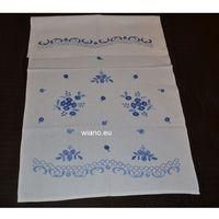 Ręczniki, Ręcznik ozdobny ludowy (czk-5)