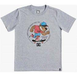 koszulka DC - Pitbowl Ss Boy Grey Heather (KNFH) rozmiar: 16/XL