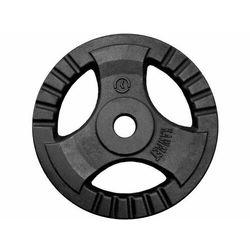 Obciążenie żeliwne kierownica 20 kg otwór 30,5 mm