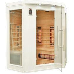 Sauna InfraRed CP3C GS Biała Koloroterapia
