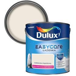 Farba Dulux EasyCare Łazienka codziennie migdałowy 2 5 l