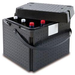 Pojemnik termoizolacyjny z uchwytem Thermo Future Box 31 l STALGAST 054311