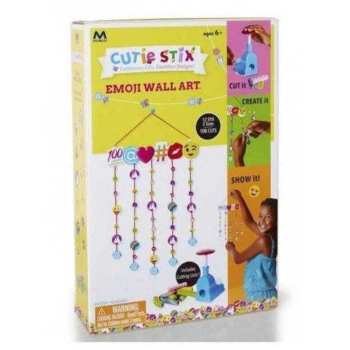 Kreatywne dla dzieci, Cutie Stix Dekoracja Emotikony