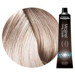Loreal Majirel Cool Cover | Trwała farba do włosów o chłodnych odcieniach - kolor 9.1 bardzo jasny blond popielaty 50ml