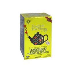 ETS Lemongrass Peppermint Tropical Punch 20 saszetek