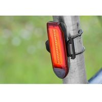 Oświetlenie rowerowe, MacTronic lampa rowerowa tylna Red Line 20 lm