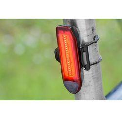 MacTronic lampa rowerowa tylna Red Line 20 lm