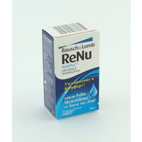 Krople do oczu, Renu Multiplus Lubricating & Rewetting Drops 8ml