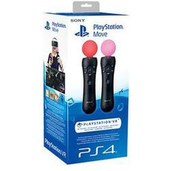 PLAYSTATION 4 MOVE TWIN PACK 2 KONTROLERY RUCHOWE