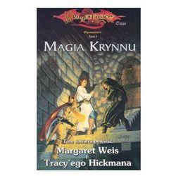 Margaret Weis, Tracy Hickman. Dragonlance: Opowieści #1 - Magia Krynnu. (opr. miękka)