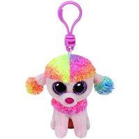 Pluszaki zwierzątka, TY Beanie Boos Rainbow - Kolorowy pudel 8,5 cm