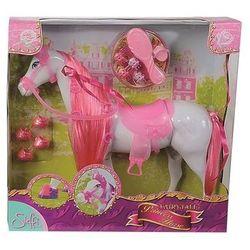 STEFFI Koń z akcesoriami różowy