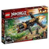 Klocki dla dzieci, Lego NINJAGO Kruszarka skał 71736