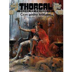 THORGAL KRISS DE VALNOR TOM 3 CZYN GODNY KRÓLOWEJ (opr. miękka)