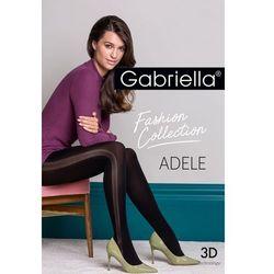 Gabriella Adele code 438 rajstopy z lampasem