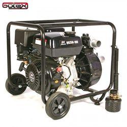 Motopompa spalinowa ciśnieniowa stalowa mocna Holida QGZ50-100 10 BAR