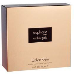 Calvin Klein Euphoria Amber Gold Men woda perfumowana 100 ml dla mężczyzn