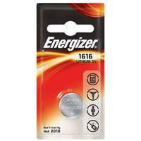 Baterie, Bateria litowa mini Energizer CR1616